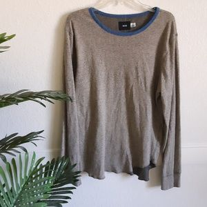 BDG Long Sleeve Sweater Top